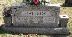 JoAnn R. Halleck