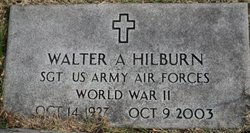Walter A. Hilburn