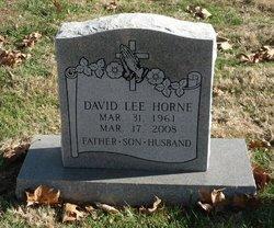 David Lee Horne