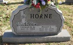 Thomas D. Horne, Sr