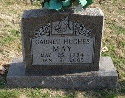 Garnet <I>Hughes</I> May