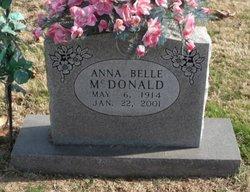 Anna Belle McDonald