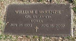 William E. McKenzie