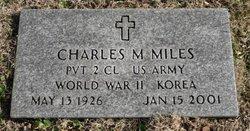 Charles M. Miles