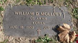 William Delbert Mollett