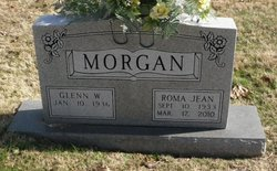 Roma Jean <I>Stewart</I> Morgan