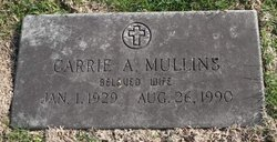 Carrie A. Mullins