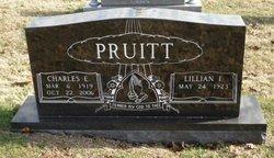 Lillian I. Pruitt