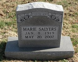 Marie Salyers