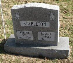 "Russell Harold ""Russ"" Stapleton"