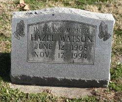 Hazel Watson