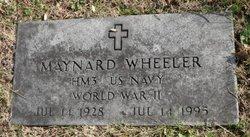 Maynard Wheeler