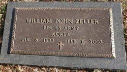 William John Zeller