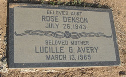 Lucille G. Avery