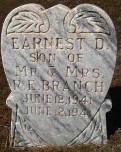 Earnest D. Branch