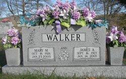 James A Walker