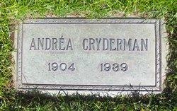 Andrea C <I>Putmans</I> Cryderman