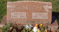 Gladys May <I>Schrader</I> Albrecht
