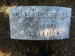 1LT Cornelius Mebane