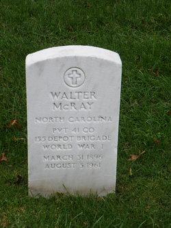 Walter McRay