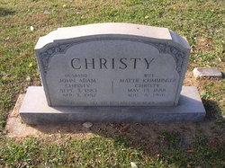 John Adam Christy