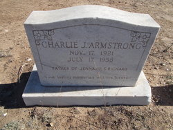 Charlie J. Armstrong