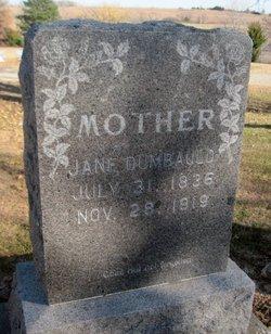 Jane <I>McNeill</I> Dumbauld