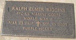 Ralph Elmer Riggins