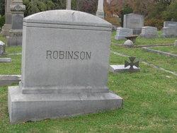 Pvt William Lavaille Robinson