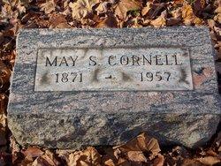 May <I>Sherman</I> Cornell
