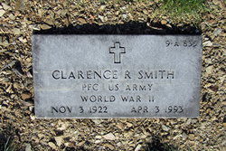 PFC Clarence R. Smith