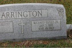 Richard Olney Arrington, Jr