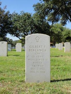 Gilbert F Berlanga