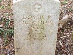 Dossie Preston Dinwiddie