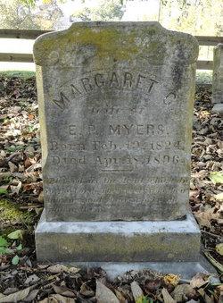 Margaret C. <I>Monroe</I> Myers