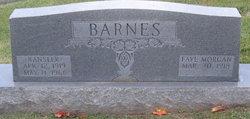 Ransler Barnes