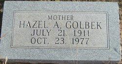 Hazel A. Golbek