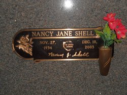 Nancy Jane <I>Bone</I> Shell