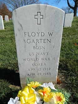 Floyd W Garten