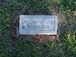 Frederick Lee Birkhofer