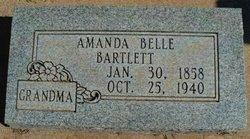 Amanda Bell Bartlett