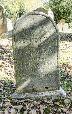 Elmer Weston Berry