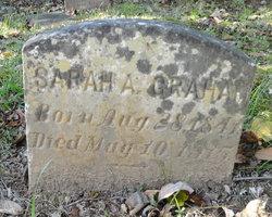 Sarah A Graham