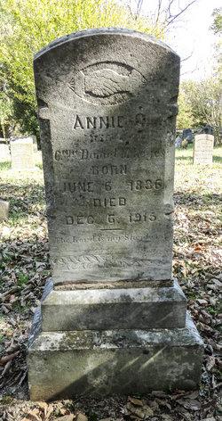 Annie C Keyes