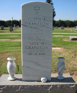 Dorothy Faye <I>Gandy</I> Cranston