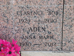 Anna Marie Aden