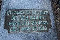 Elizabeth Collier <I>Selden</I> Bailey