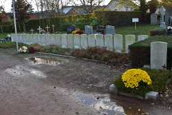 Stasegem Communal Cemetery