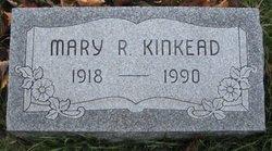 Mary <I>Branham</I> Kinkead