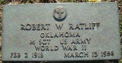 Robert W Ratliff